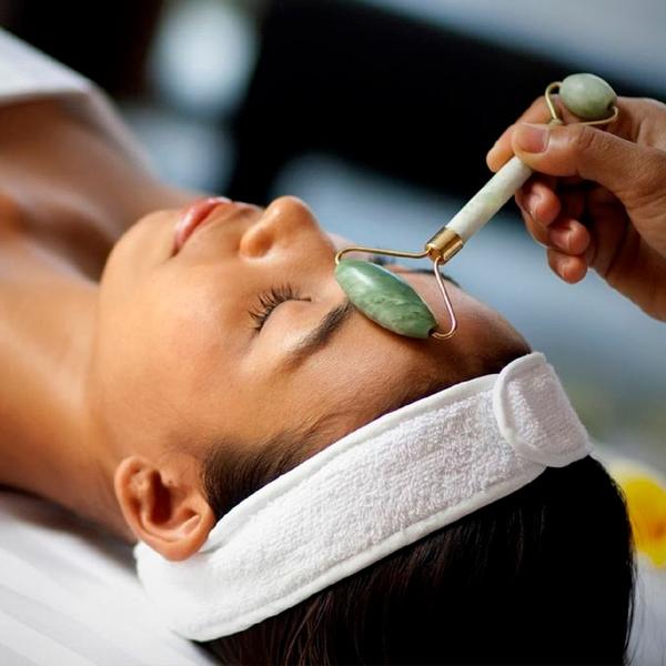 Prettyou Bytom - Jadeitowy masaż drenujący