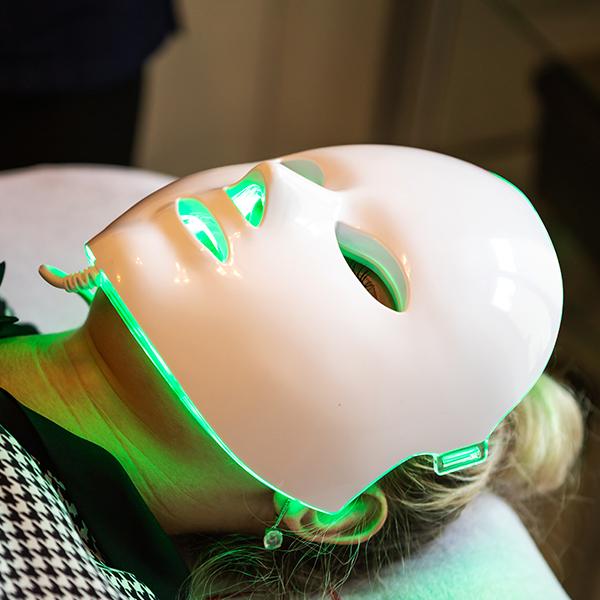 Prettyou Bytom - Maska LED