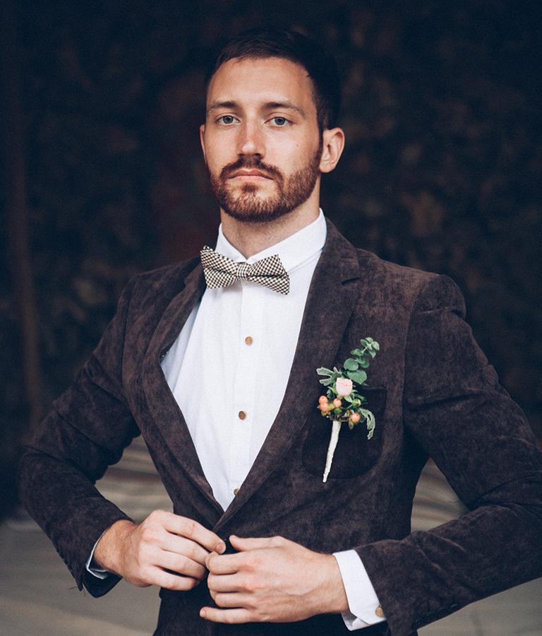 Pakiet ślubny - dla pana młodego